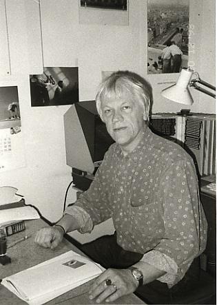 Foto: Heimer Lindström, 1993.