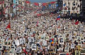 Segerdagen i Moskva (9.5.2015)