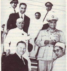 """Den """"Afro-Asiatiska konferensen"""" i Bandung, Indonesien, april 1955. Den tredje världen markerar sin närvaro."""