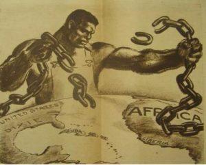 Kedjor som anti-kolonial och anti-imperialistisk symbol.