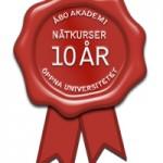 10-års jubileum
