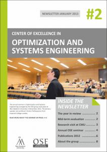 OSE Newsletter #2