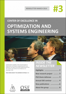 OSE Newsletter #3