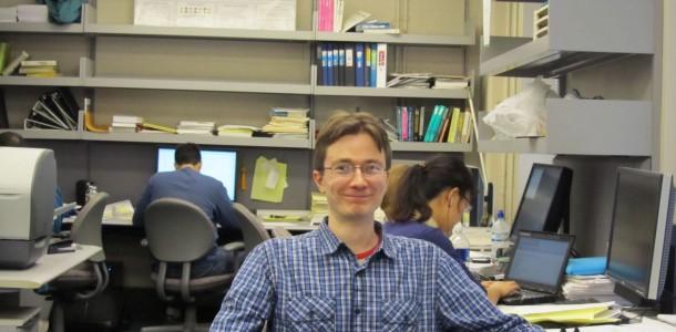 Anders Skjäl at Princeton University