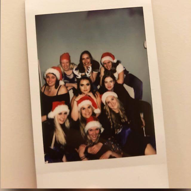 Julfirande med klassen.