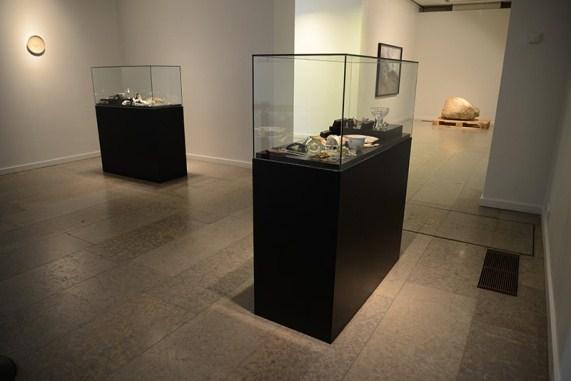 """Från Heidi Hoves installation """"Backyard History I & II"""" (2013) på Åbobiennalen. Foto: Ars Nova (pressbild)"""