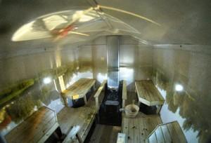 """Inuti Heidi Lunabbas """"Sauna Obscura"""" i Åbo. Bildkälla http://www.turku2011.fi/en/event/saunalab-sauna-obscura_en"""