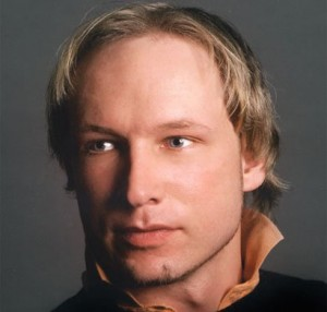 Breiviks profilbild på facebook