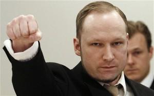 Breivik, soldaten (nyhetsbild 18/4-12)