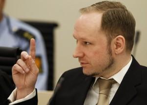 Breivik, talaren (nyhetsbild 17/4-12)