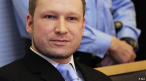 Breivik, triumfatorn (nyhetsbild 18/4-12)