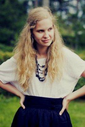 Milia Wallenius. Bildkälla: Milia W.