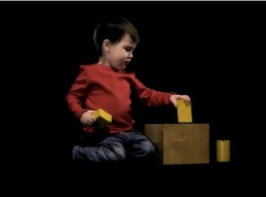 Ur en av 2011 års reklamfilmer för Åbo Akademi. Bildkälla Youtube.