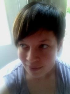 Sandra Törnqvist. Bildkälla: Sandra T.
