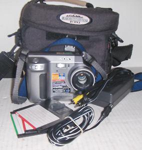 Ett Sony MVC-set till salu, komplett med disketter (EBay)